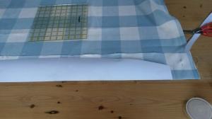 Cutting Curtain Tieback 1