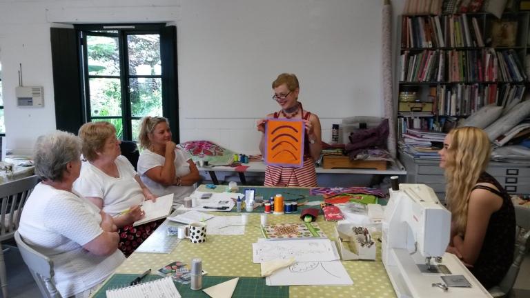Philippa Naylor Workshop