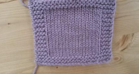 knitting-swatch