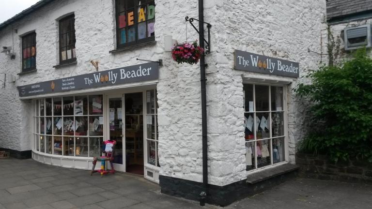 Dartmoor Wool at The Woolly Beader Okehampton