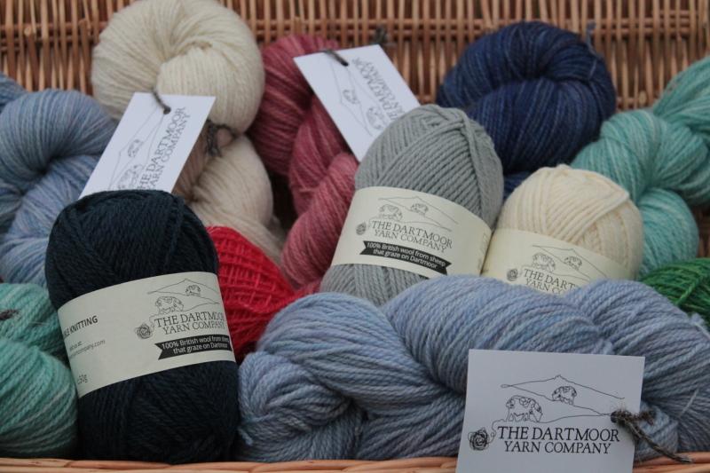 Dartmoor Wool - The Dartmoor Yarn Company