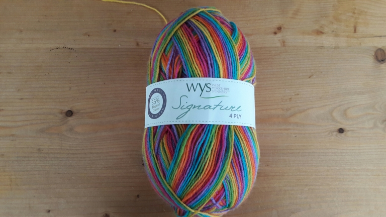 West Yorkshire Spinners Signature 4ply