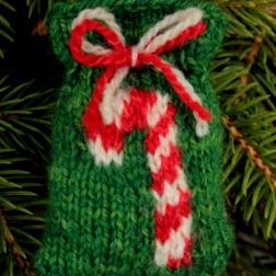 Candy Cane Santa sack - Copy