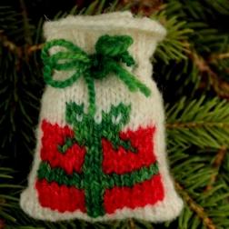 Christmas Gift Santa sack - Copy