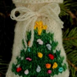 Christmas Tree 2 Santa sack - Copy