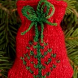 Christmas Tree Santa sack - Copy