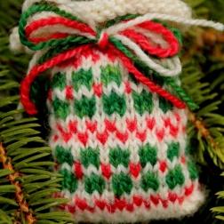 Fair isle 3 Santa sack - Copy