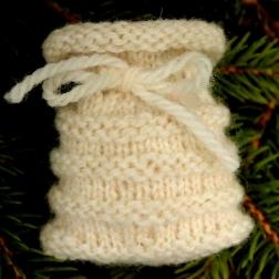 Garter Stripes Santa sack - Copy