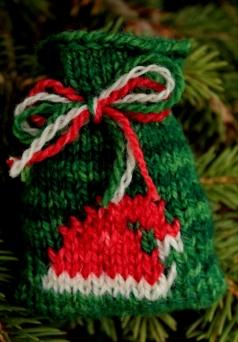 Santa hat santa Sack - Copy