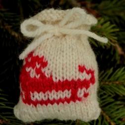 Sleigh Santa sack