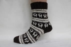 Dartmoor Sheep Socks