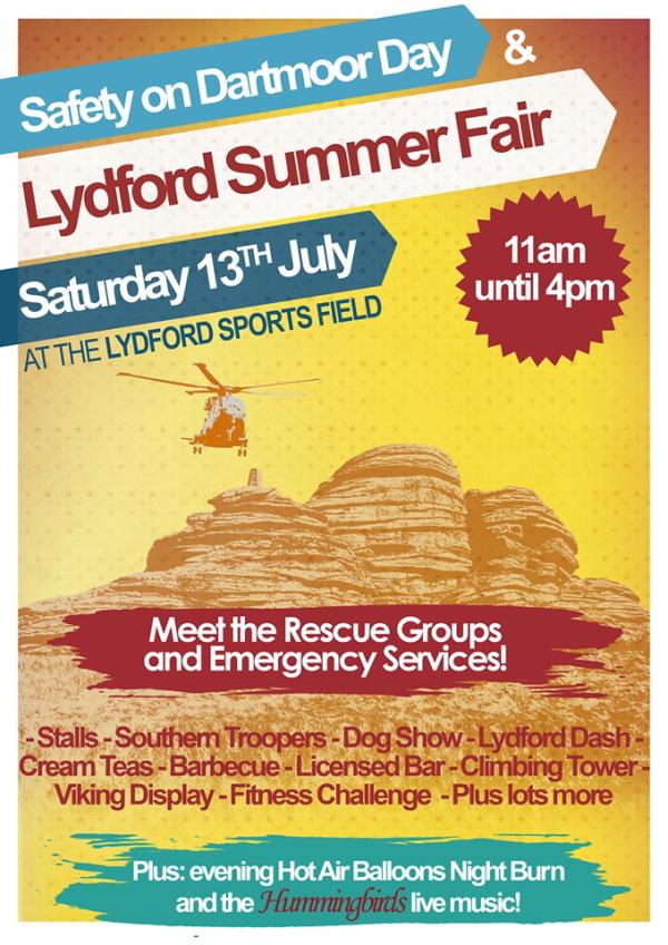 lydford summer fairkk